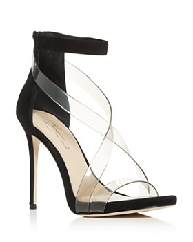 Imagine VINCE CAMUTO - Women's Devin Ankle Strap High-Heel Sandals
