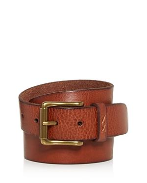 Frye Men\\\'s Sam Leather Belt-Men