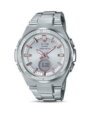G-Shock G-SHOCK G-MS WATCH, 38.4MM