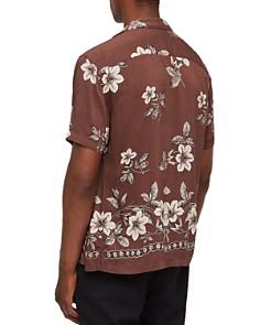 ALLSAINTS - Baton Slim Fit Camp Shirt