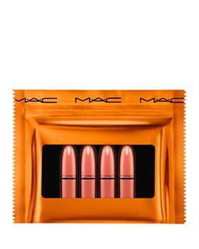 M·A·C - Shiny Pretty Things Party Favors Mini Lipstick Gift Set ($40 value)