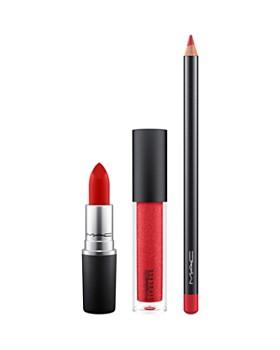 M·A·C - Shiny Pretty Things Lip Goodie Bag ($64 value)
