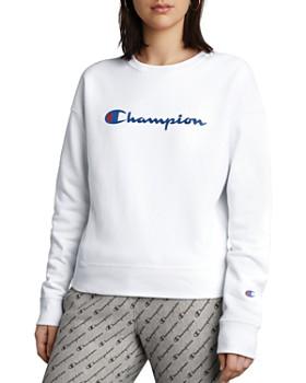 Champion - Reverse Weave Logo Sweatshirt