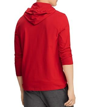 Polo Ralph Lauren - Hooded Long-Sleeve Graphic Tee