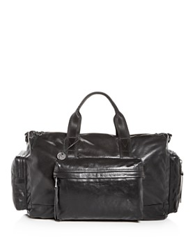 John Varvatos Star USA - Gramercy Leather Duffel Bag