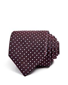 Eton - Micro Dot Skinny Tie
