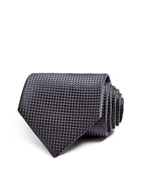Ermenegildo Zegna - Dot Grid Classic Tie