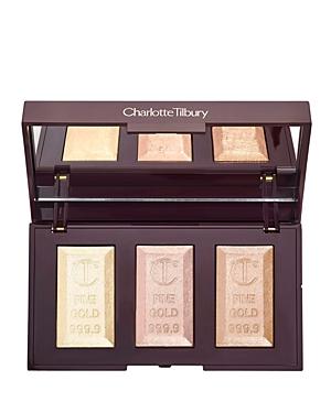 Charlotte Tilbury Bar of Gold Highlighter Palette