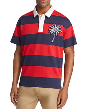 Moncler - Rugby Striped Polo Shirt