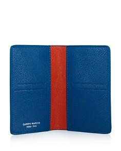 Campo Marzio - Faux Leather Passport Holder