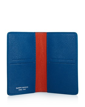 Campo Marzio - Leather Passport Holder