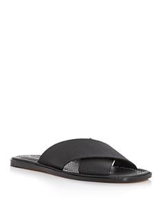 Bettye Muller - Women's Keen Crisscross Slide Sandals