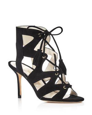 BETTYE MULLER Women'S Swell Gladiator High-Heel Sandals in Black