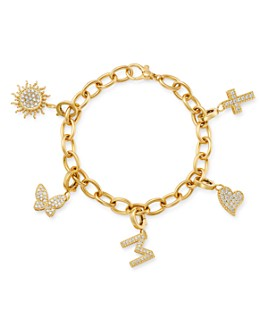 Roberto Coin - 18K Yellow Gold Charm Set
