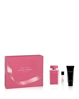 Narciso Rodriguez FOR HER FLEUR MUSC EAU DE PARFUM GIFT SET ($173 VALUE)