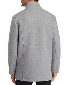 Andrew Marc - Westcott Bib-Front Stretch Car Coat