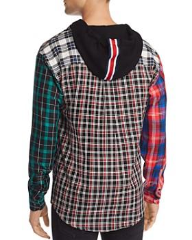Tommy Hilfiger - x Lewis Hamilton Hooded Plaid Shirt