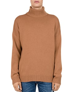 The Kooples - Wool & Cashmere Turtleneck Sweater