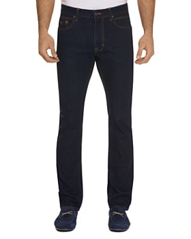 Robert Graham - Salter Straight Fit Indigo Jeans