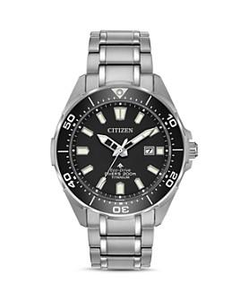 Citizen - Promaster Diver Super Titanium Eco-Drive Watch, 44mm