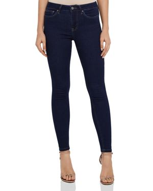 Reiss Lux Mid Rise Skinny Jeans in Indigo 3047968