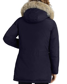 WOOLRICH JOHN RICH & BROS - Polar Fur Trim Down Parka