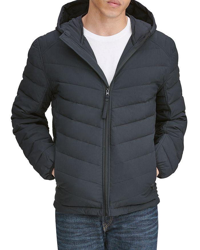Marc New York - Delavan Hooded Down Jacket