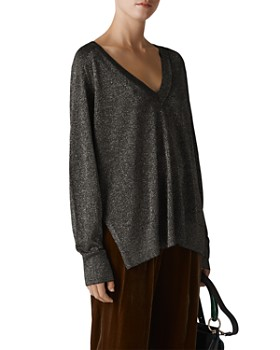 Whistles - Sparkle Knit Sweater