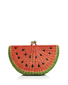 SERPUI - Watermelon Clutch