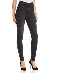 Levi's - Mile High Super Skinny Jeans in Last Hoorah
