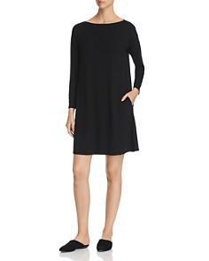 Eileen Fisher - Twist Back Shift Dress