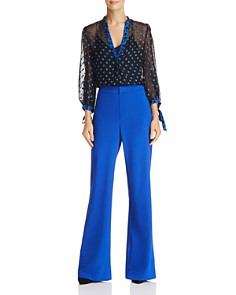 Alice and Olivia - Bo Wide-Leg Pants