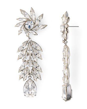 6bd3e42ab5e6c Dannijo Tryst Earrings | Bloomingdale's