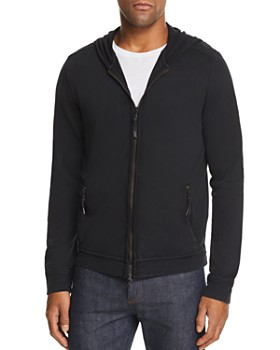 John Varvatos Star USA - Zip-Front Hoodie - 100% Exclusive