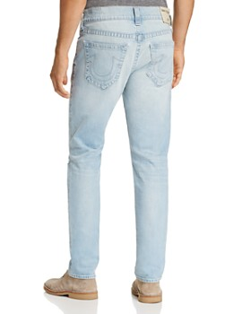 True Religion - Rocco Slim Fit Jeans in Worn Light Energy