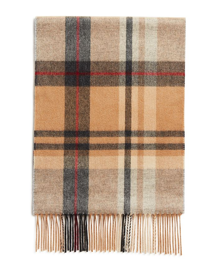 The Men's Store at Bloomingdale's - Cashmere Big Plaid Scarf - 100% Exclusive