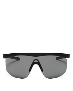 Illesteva - Women's Managua Rimless Shield Sunglasses, 135mm
