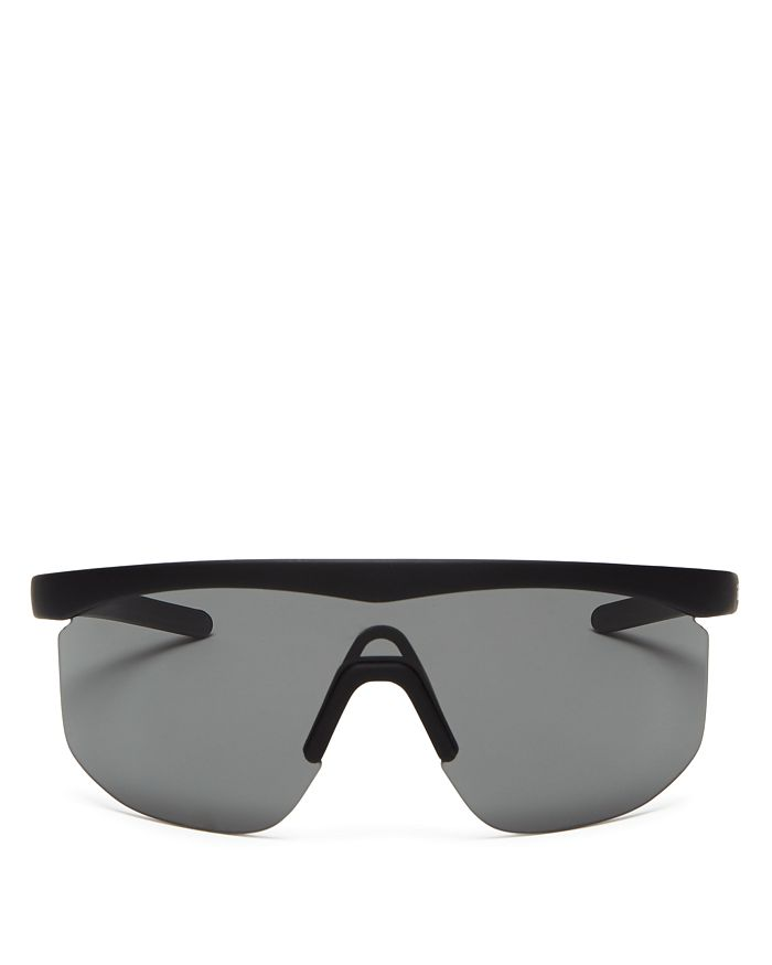 90a616342 Illesteva Women's Managua Rimless Shield Sunglasses, 135mm ...