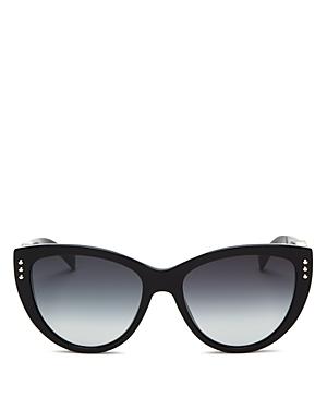 Moschino Women's Cat Eye Sunglasses, 56mm