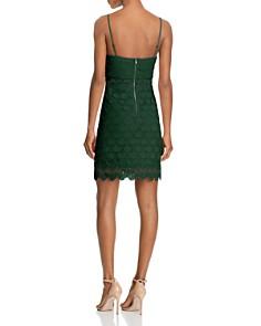 AQUA - Body-Con Lace Dress - 100% Exclusive