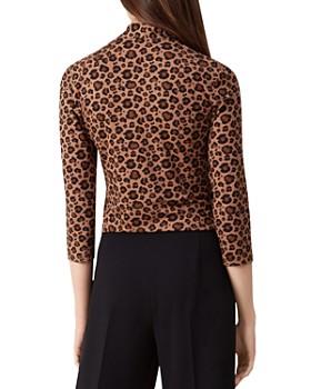 HOBBS LONDON - Aimee Leopard Print Top