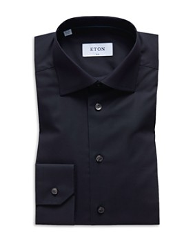 45bddb5e5a Eton - Basic Slim Fit Dress Shirt ...
