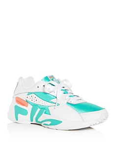 FILA - Women's Mindblower Color-Block Low-Top Platform Sneakers