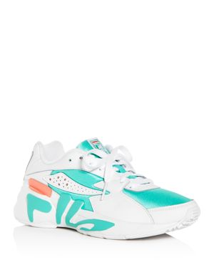 Fila Women's Mindblower Color-Block Low-Top Platform Sneakers