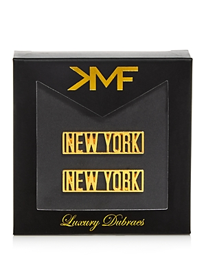 Keep Me Fresh New York 12K Gold-Plated Dubraes