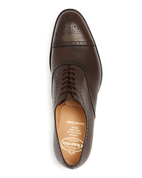 Church's - Men's Toronto Leather Brogue Cap-Toe Oxfords