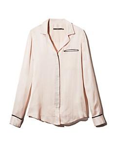 J Brand - Kaiya Pajama-Style Shirt