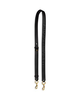 MARC JACOBS - MJ Debossed Leather Strap