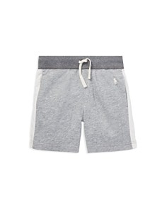 Ralph Lauren - Boys' Cotton French Terry Shorts - Little Kid