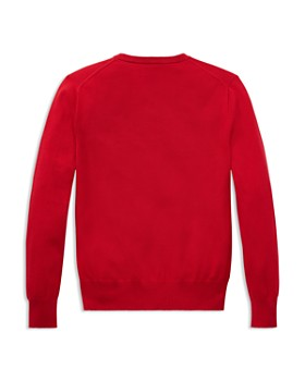 Ralph Lauren - Boys' Pima Cotton Sweater - Little Kid